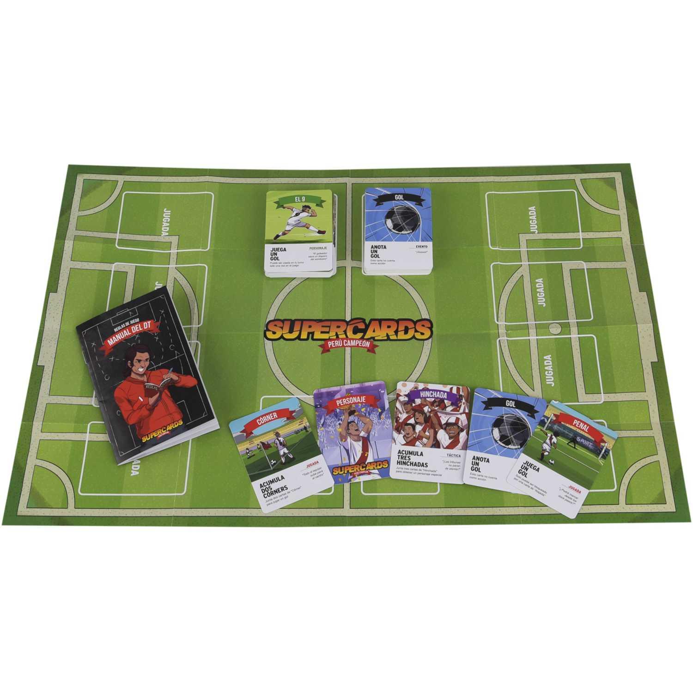 Super Cards Super Cards Varios Juegos de mesa