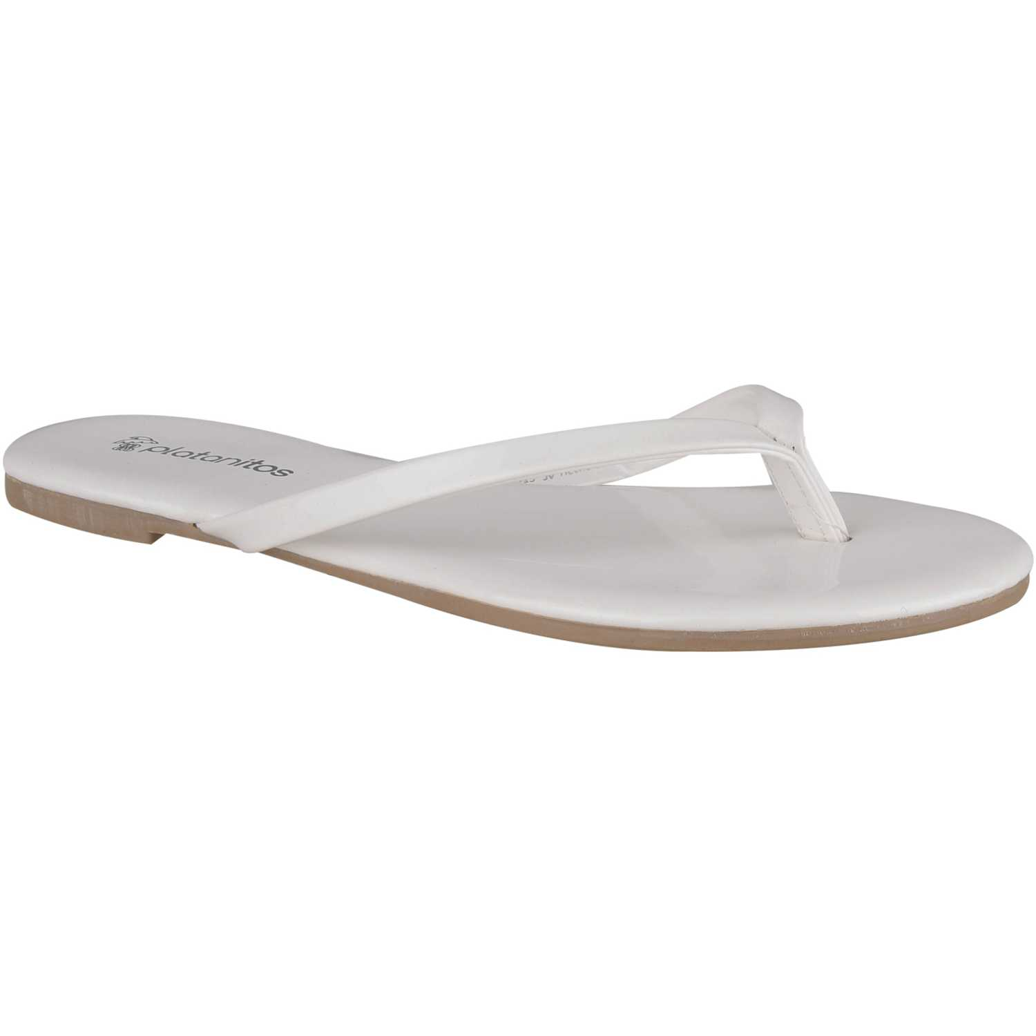 Platanitos SF 70913 Blanco Flats