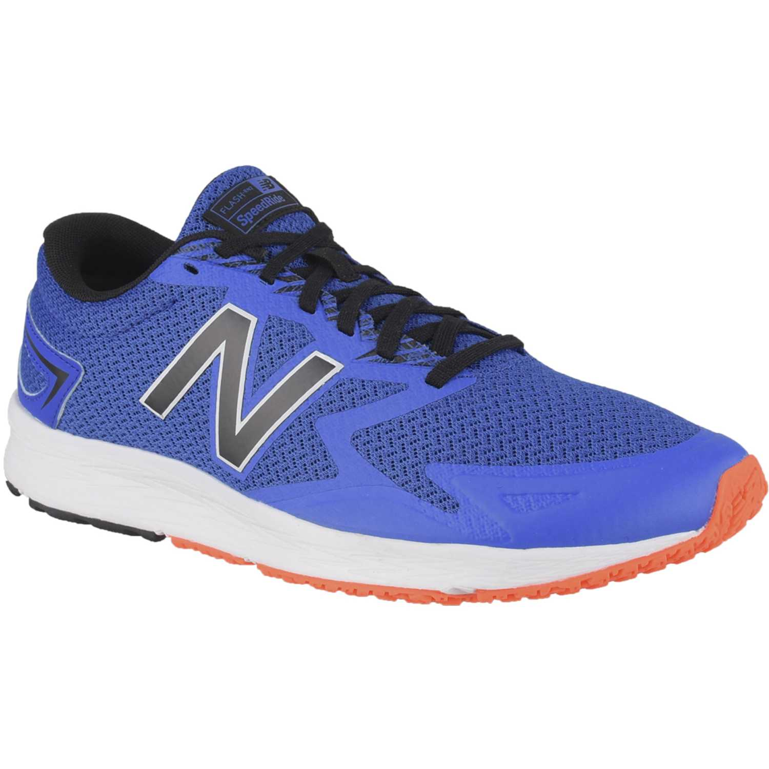 New Balance flash Azulino / negro Running en pista