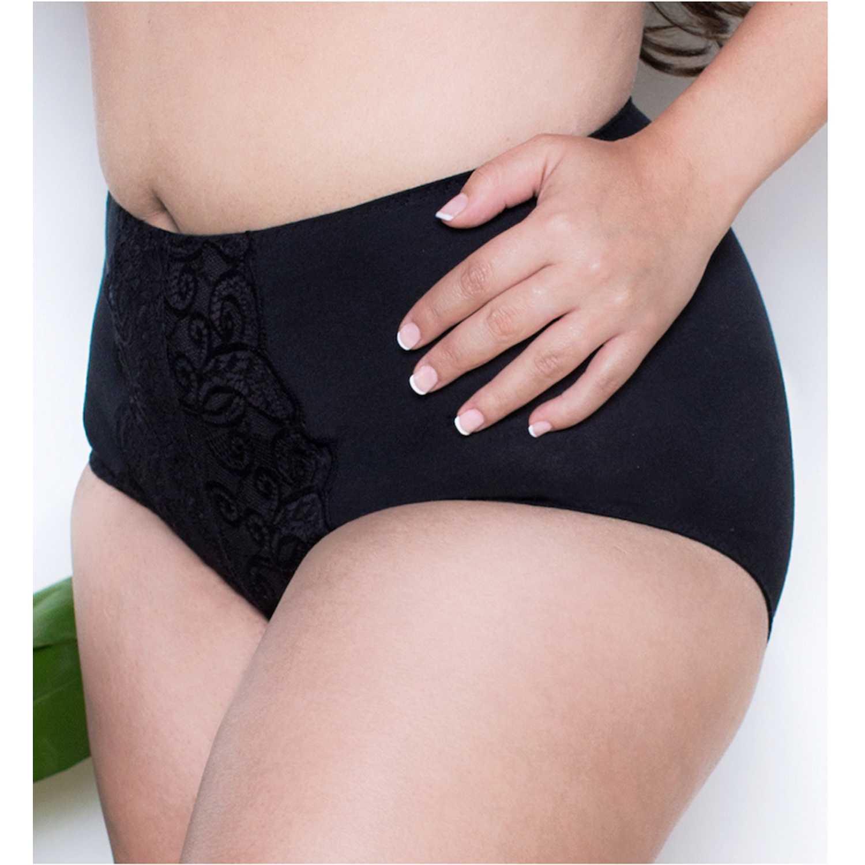 Calzónes de Mujer Kayser Negro 10.606-neg