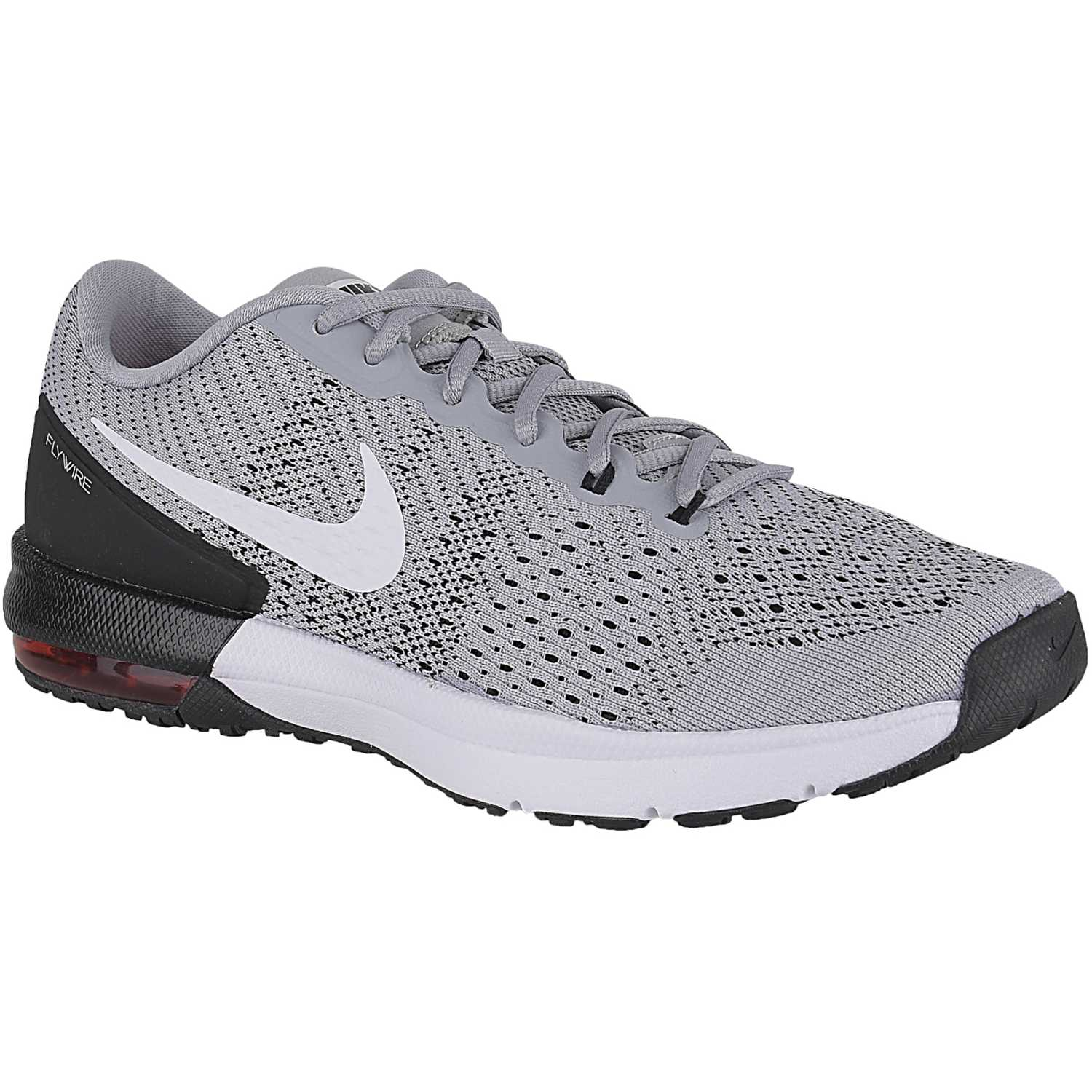 Nike air max typha Gris / negro Hombres