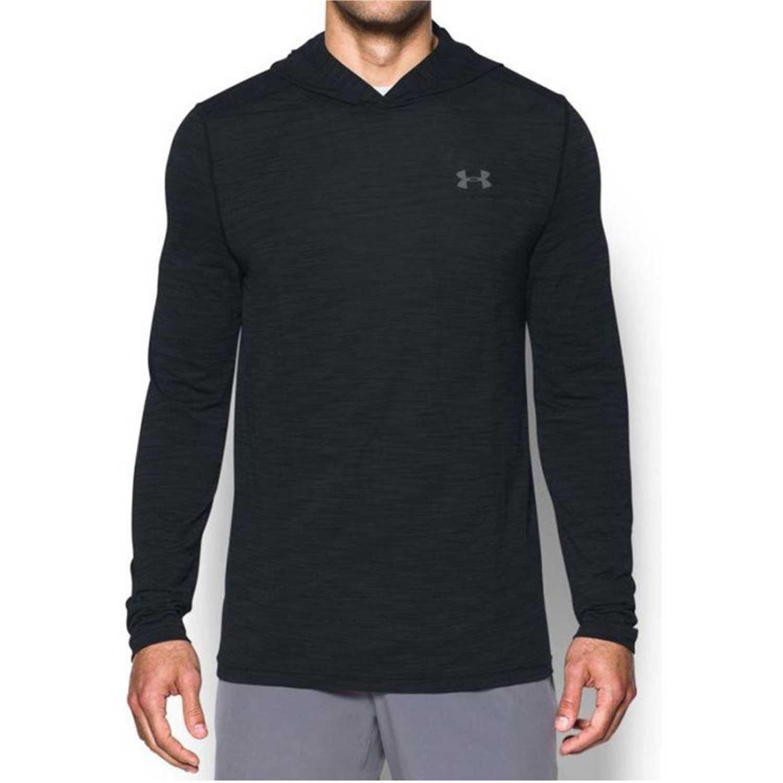 Under Armour threadborne seamless hoody Negro Hoodies y Sweaters Fashion
