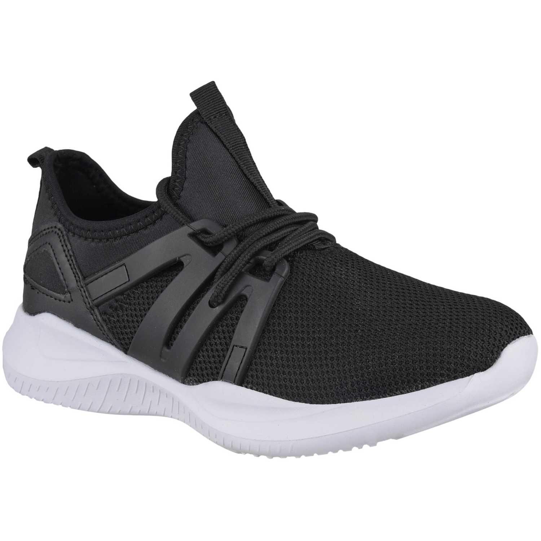Platanitos z 08 Negro Zapatillas Fashion