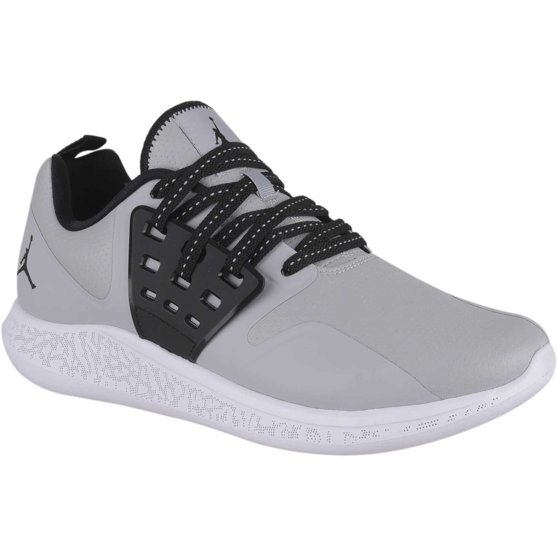 Nike jordan grind Gris / negro Hombres
