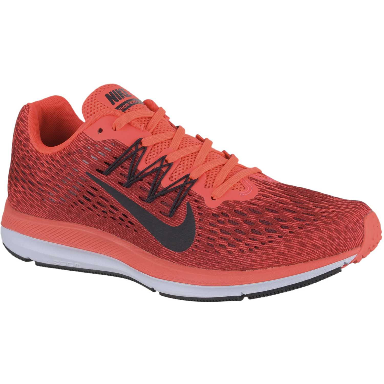 Nike nike zoom winflo 5 Naranja Running en pista