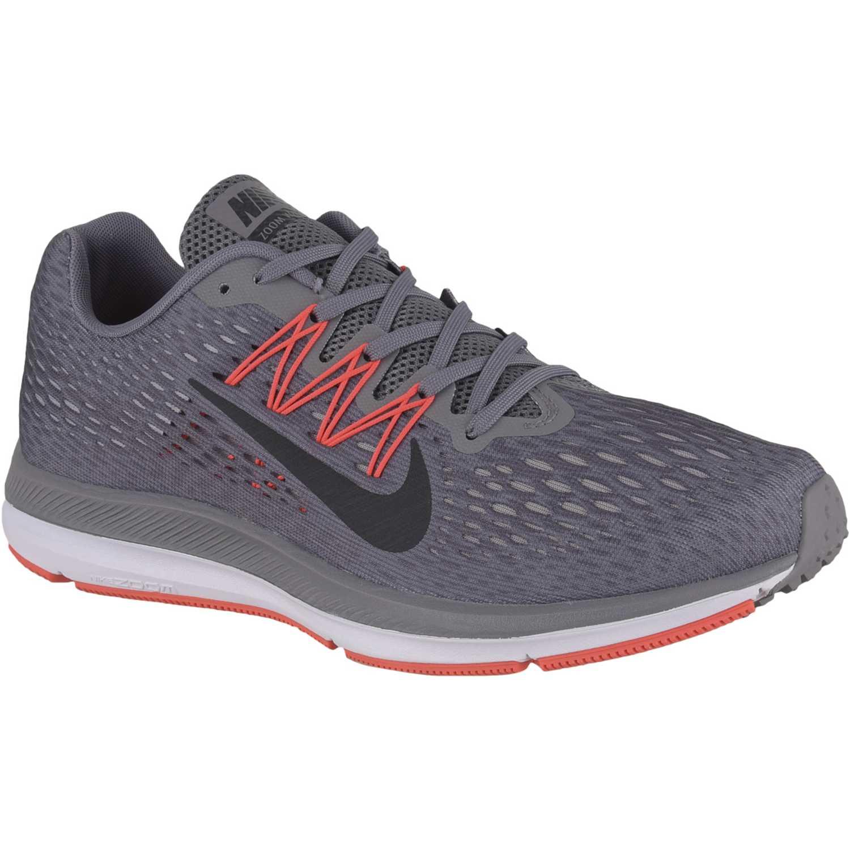 repetición Empresa estimular  Nike Nike Zoom Winflo 5 Gris Calzado de correr | platanitos.com