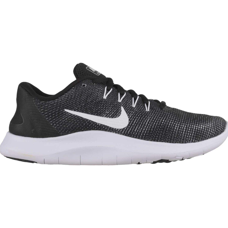 Nike wmns nike flex 2018 rn Negro Trail Running