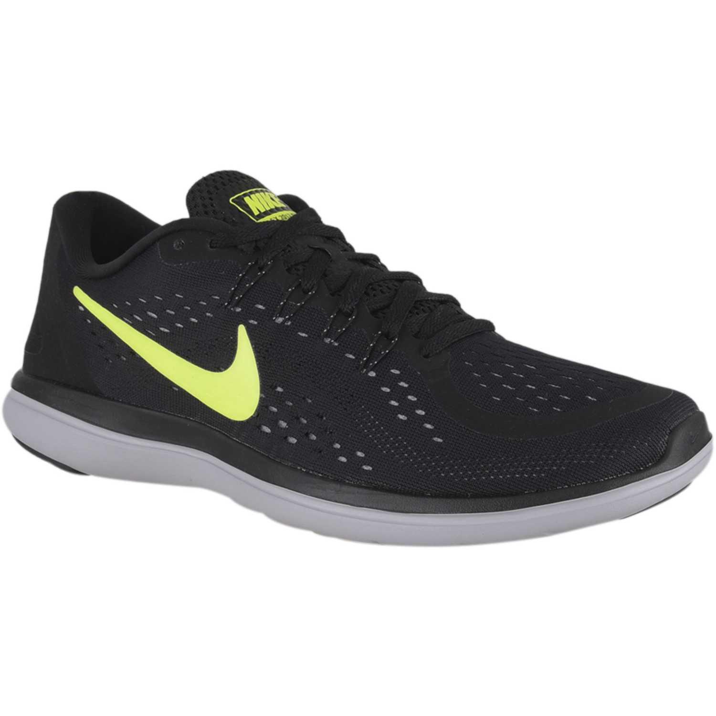 Zapatilla de Hombre Nike Negro flex 2017 rn