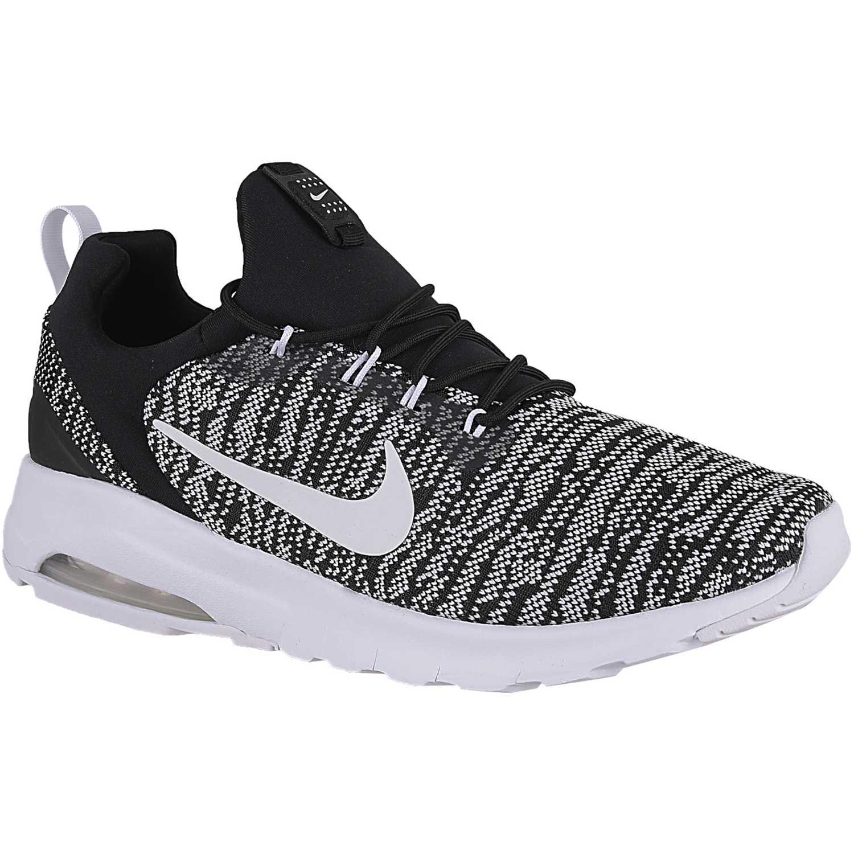Nike air max motion racer Negro Walking |