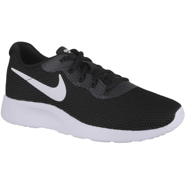 Nike wmns tanjun racer Negro Walking