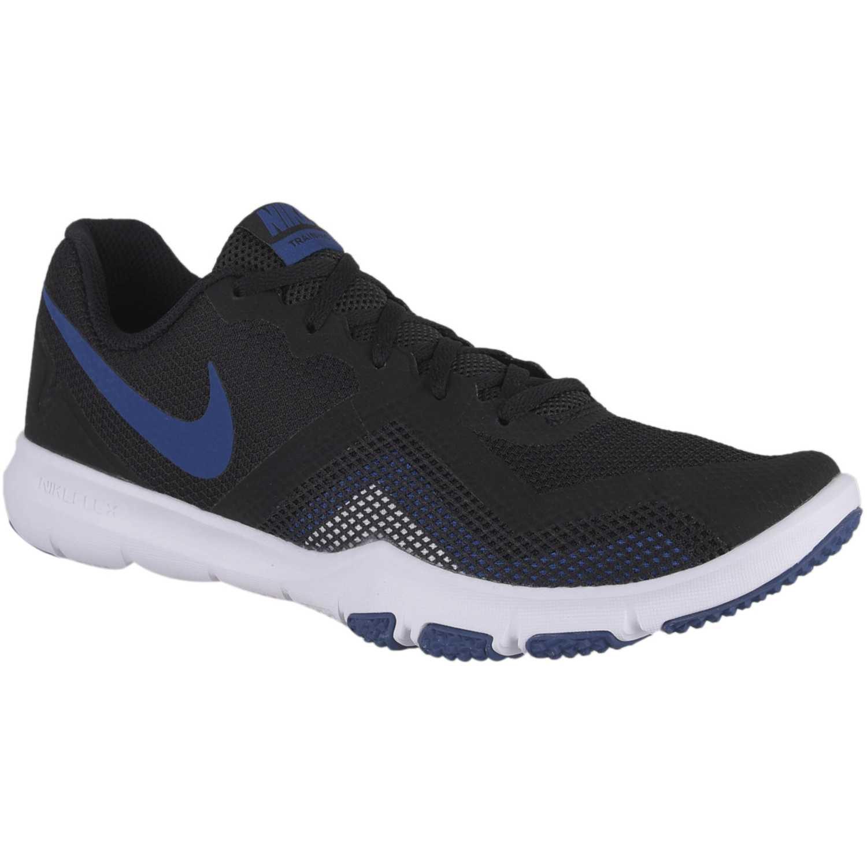 Zapatilla de Hombre Nike Negro nike flex control ii