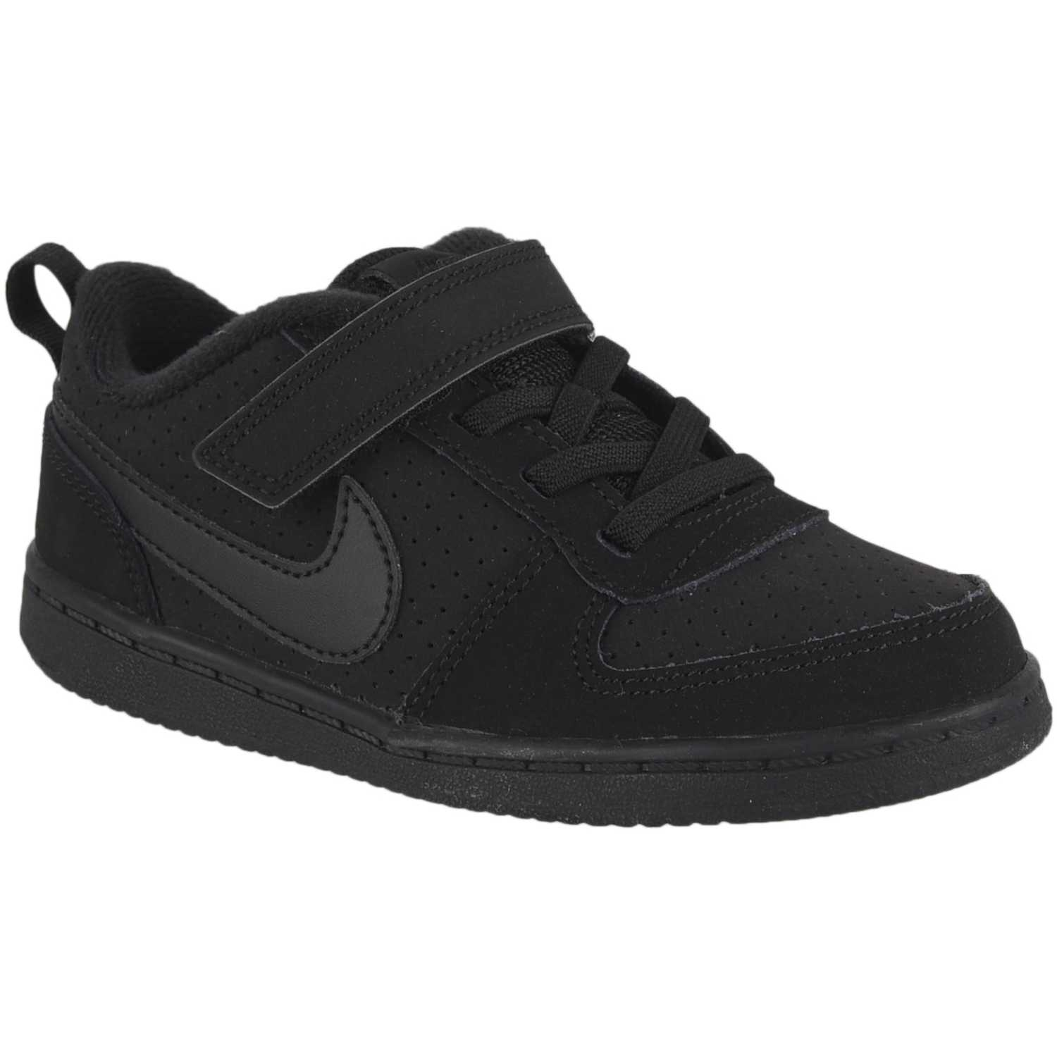 591bb9ea475 Zapatilla de Niño Nike Negro nike court borough low btv | platanitos.com