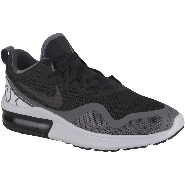 Nike wmns nike air max fury Negro Running en pista