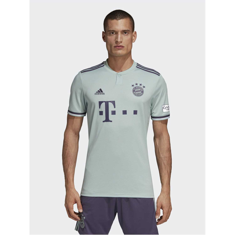 Adidas fcb a jsy Blanco Camisetas y Polos Deportivos