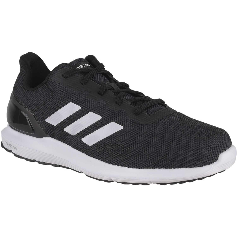 Adidas Cosmic 2 Negro Running en pista