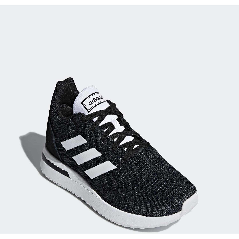 Adidas run70s Negro Running en pista