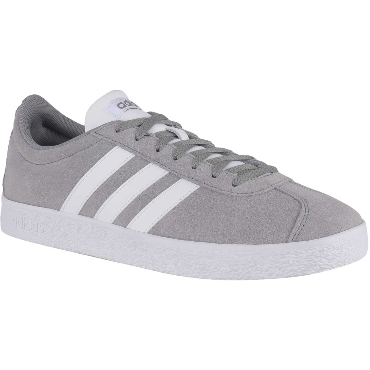 zapatillas adidas court vulc negras casual