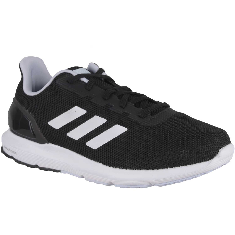 2 Running cosmic en blanco Adidas pista Negro yvmwN8nO0