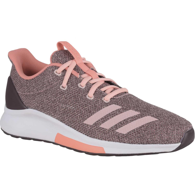 Adidas puremotion Rosado Running en pista