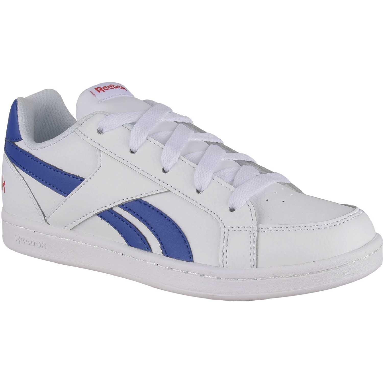 Reebok reebok royal prime Blanco / azul Walking
