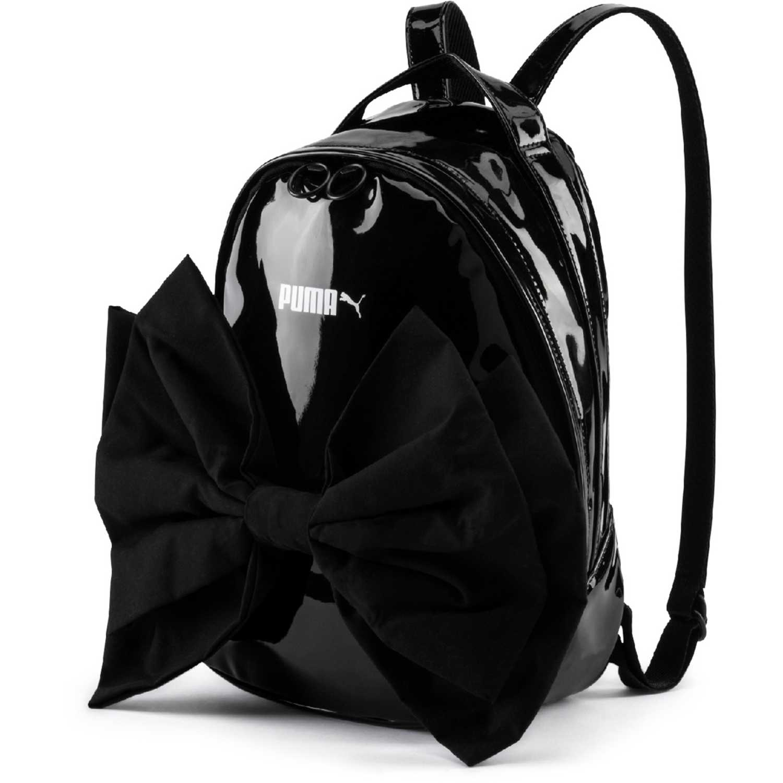 cf852deef809 Gorros de Niño Puma Negro prime archive backpack bow | platanitos.com