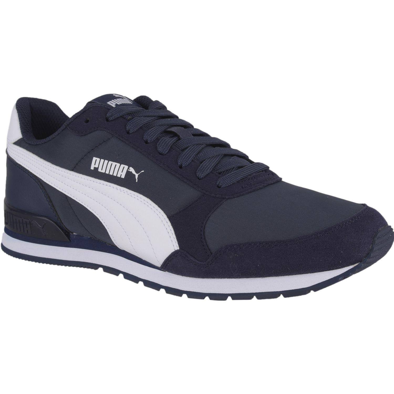 Puma St Runner V2 Nl Azul / blanco Walking