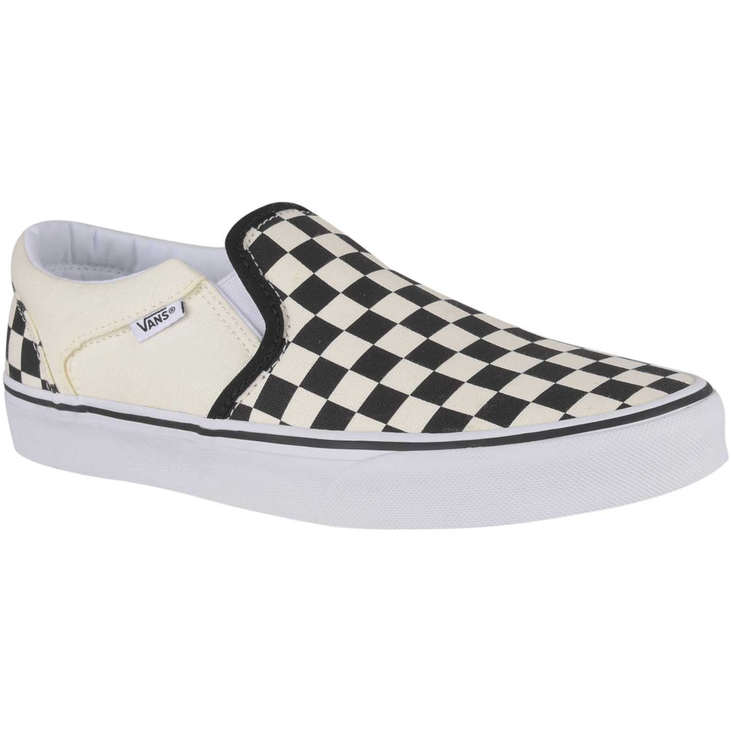 Vans asher active Blanco / negro Walking