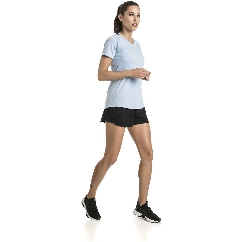 Puma a.c.e. mesh short Negro / blanco Shorts Deportivos