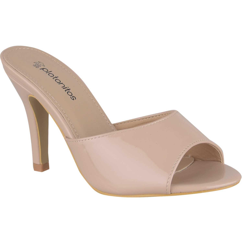 Sandalia de Mujer Platanitos Rosado sv 582