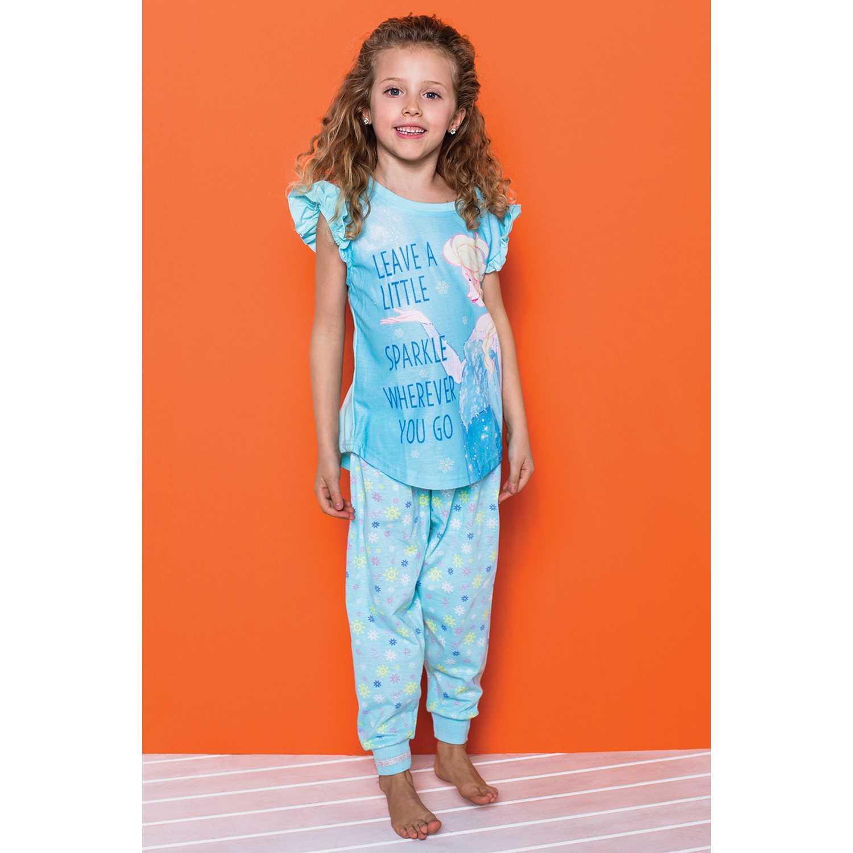 Pijamas de Niña Kayser Celeste d7305