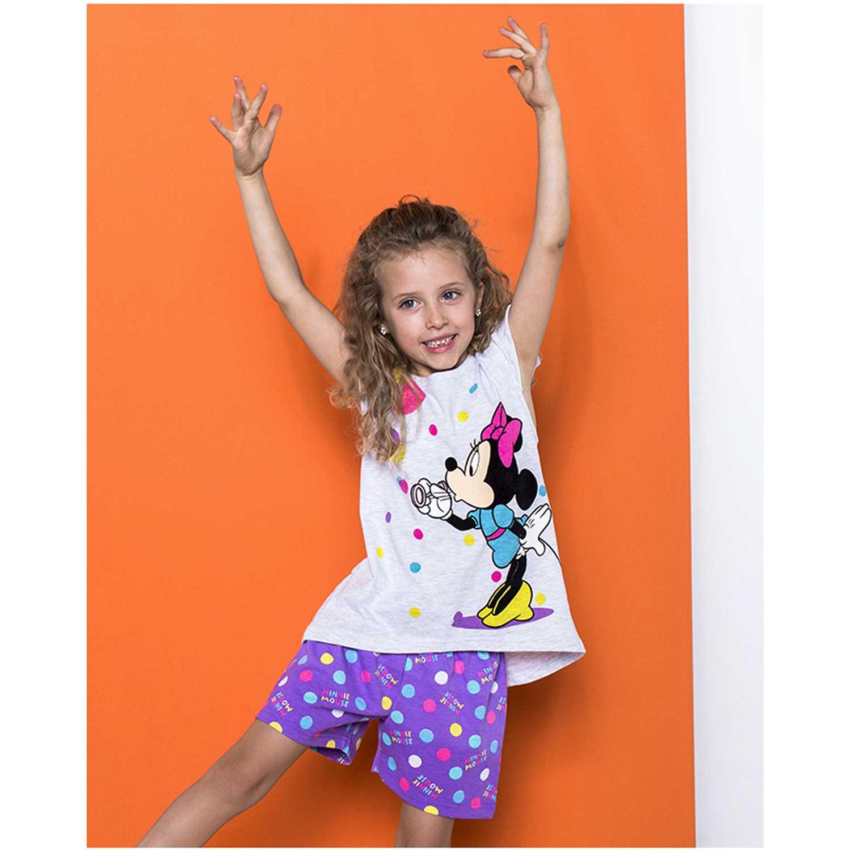 Pijamas de Niña Kayser Gris d7301