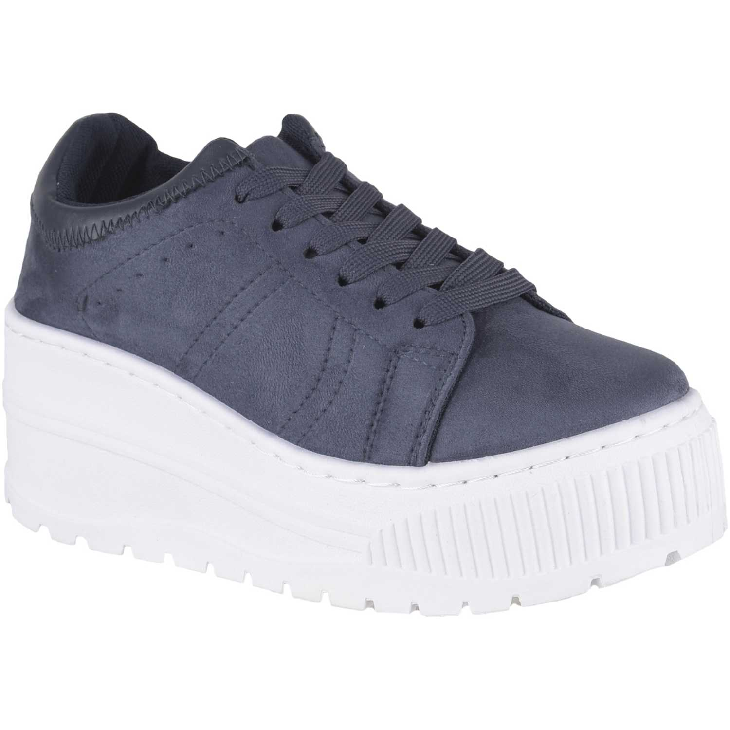 Just4u Zw 7c02 Azul Zapatillas Fashion