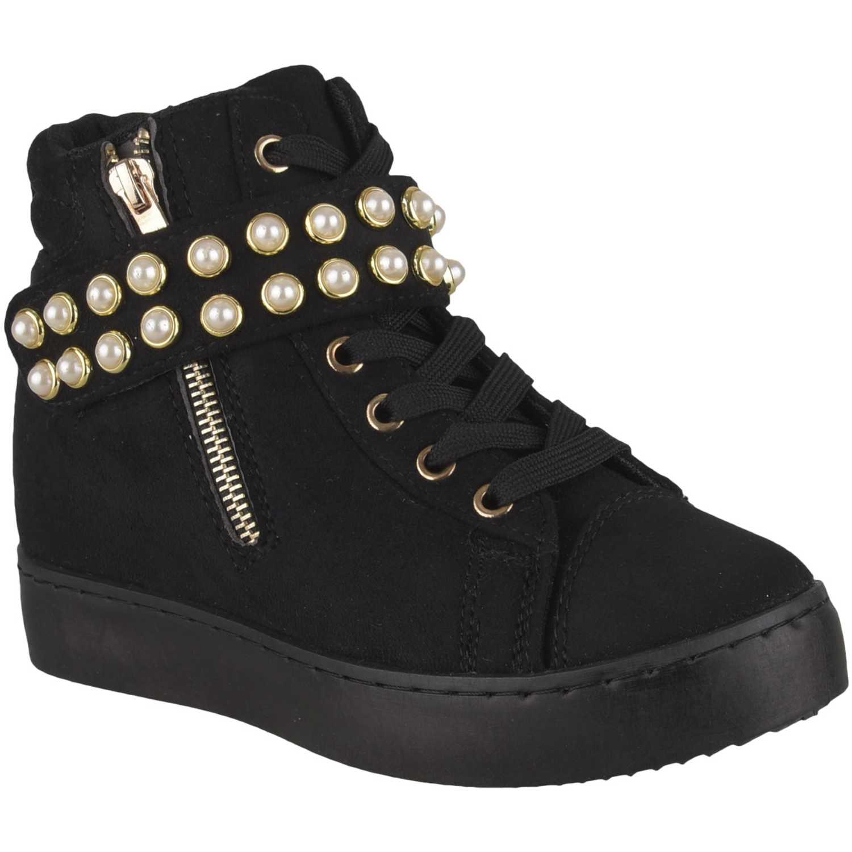 Just4u Zbw 153 Negro Zapatillas de moda