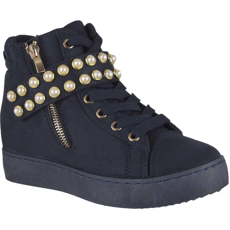 Just4u Zbw 153 Azul Zapatillas Fashion