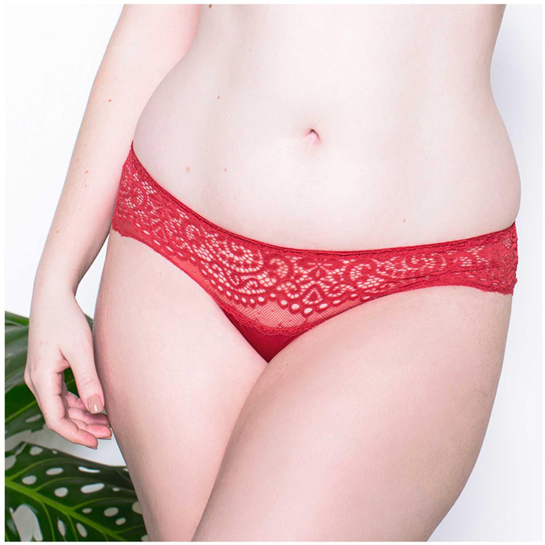 Pantaletas de Mujer Kayser Rojo 14.4005