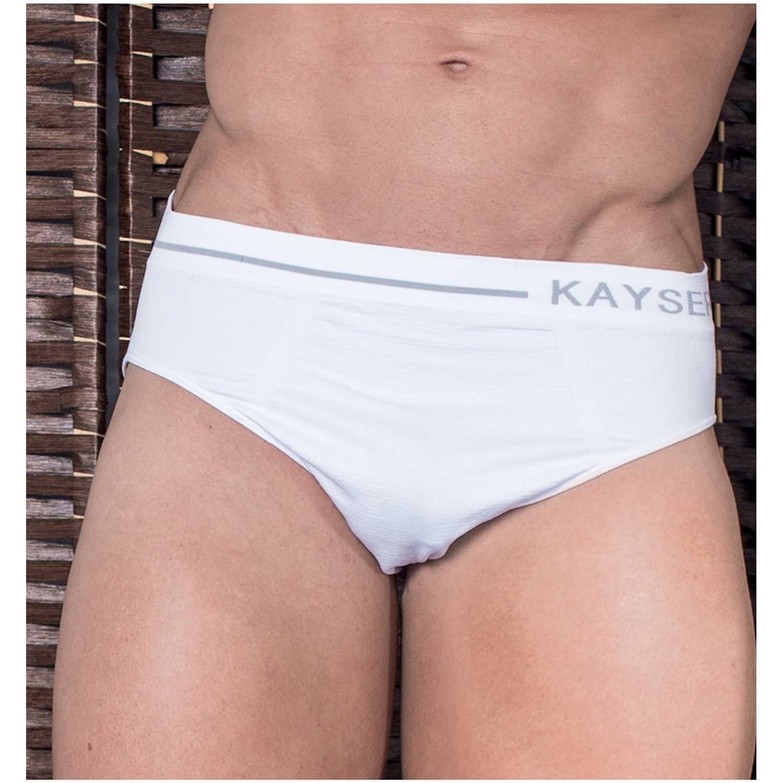 Trusa de Hombre Kayser Blanco 91.143-bla