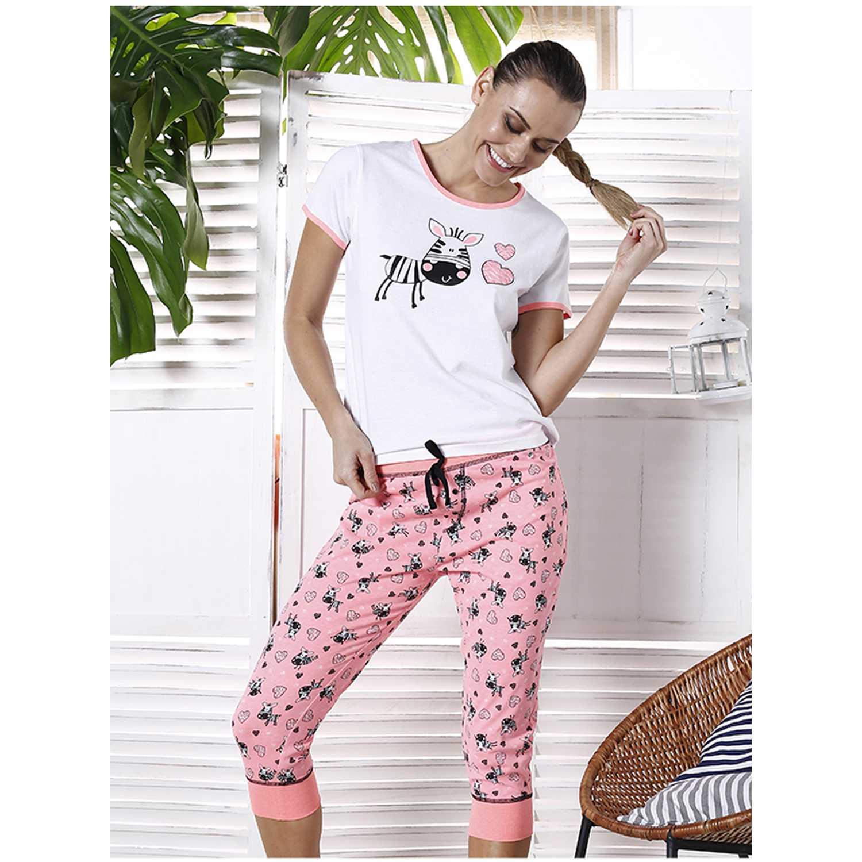 Pijama de Mujer Kayser Fucsia 70.714