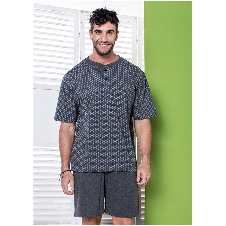 Pijama de Hombre Kayser Grafito 77.593