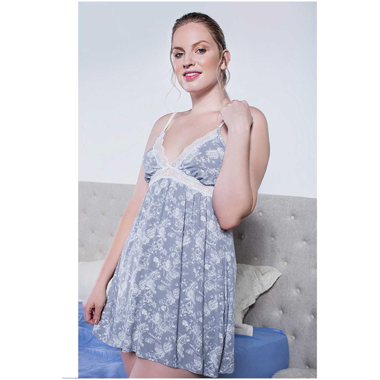 Pijamas de Mujer Kayser Gris 72.04