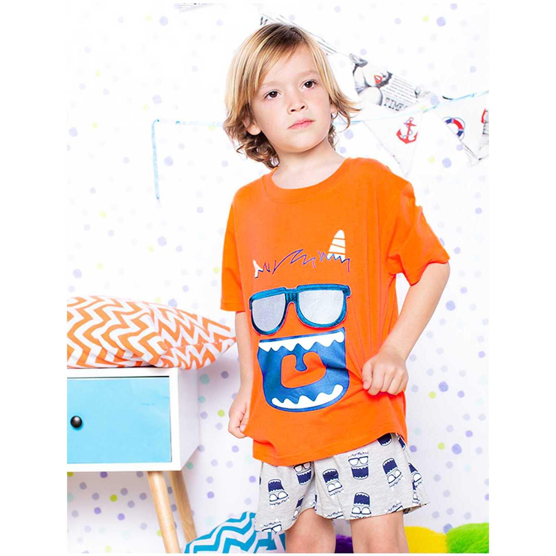 Kayser 74.591 Naranja Sets de Pijama