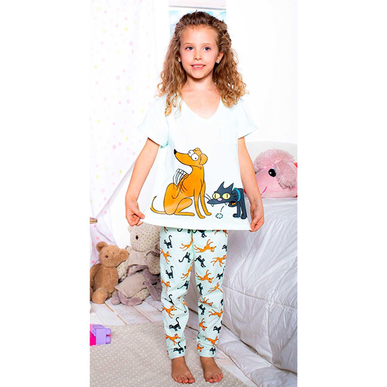 Kayser s7332 Celeste Sets de Pijama