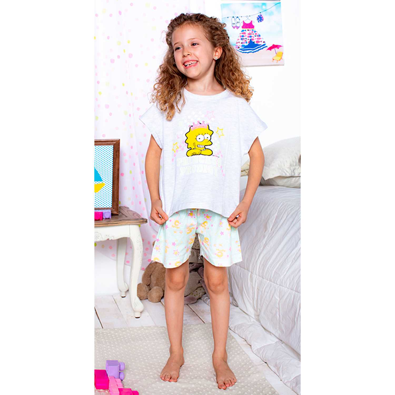 Kayser S7333 Gris Conjunto de pijama