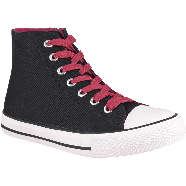 Just4u zb 006 Negro Zapatillas Fashion
