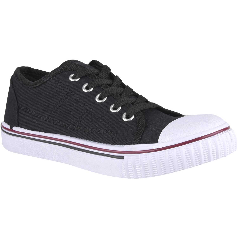 Just4u Zc 008 Negro Zapatillas Fashion