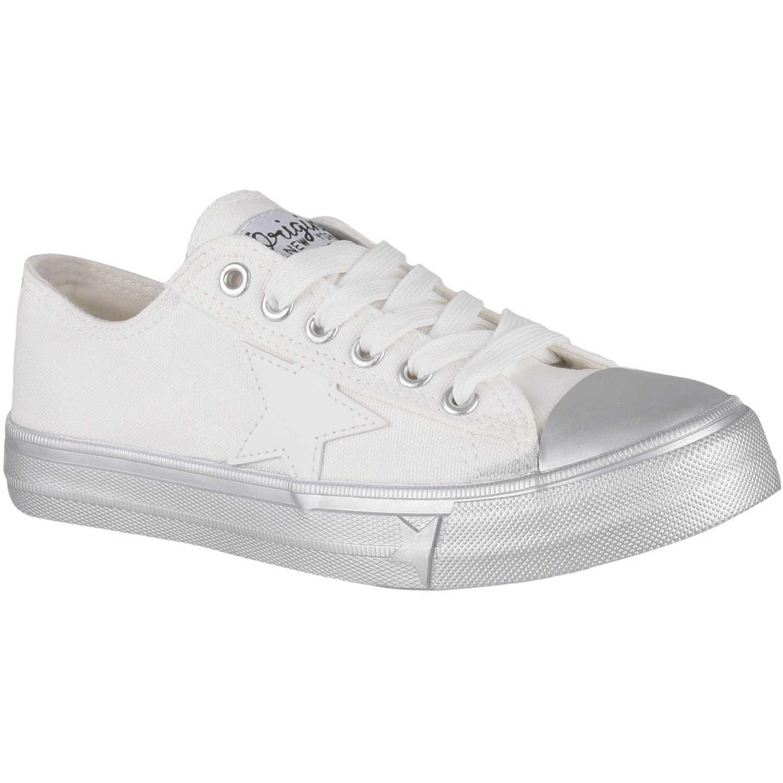 Just4u Zc 7001 Blanco Zapatillas de moda