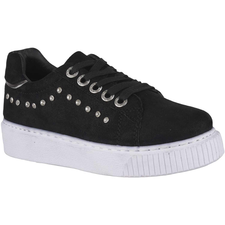 Just4u zc 7109 Negro Zapatillas Fashion