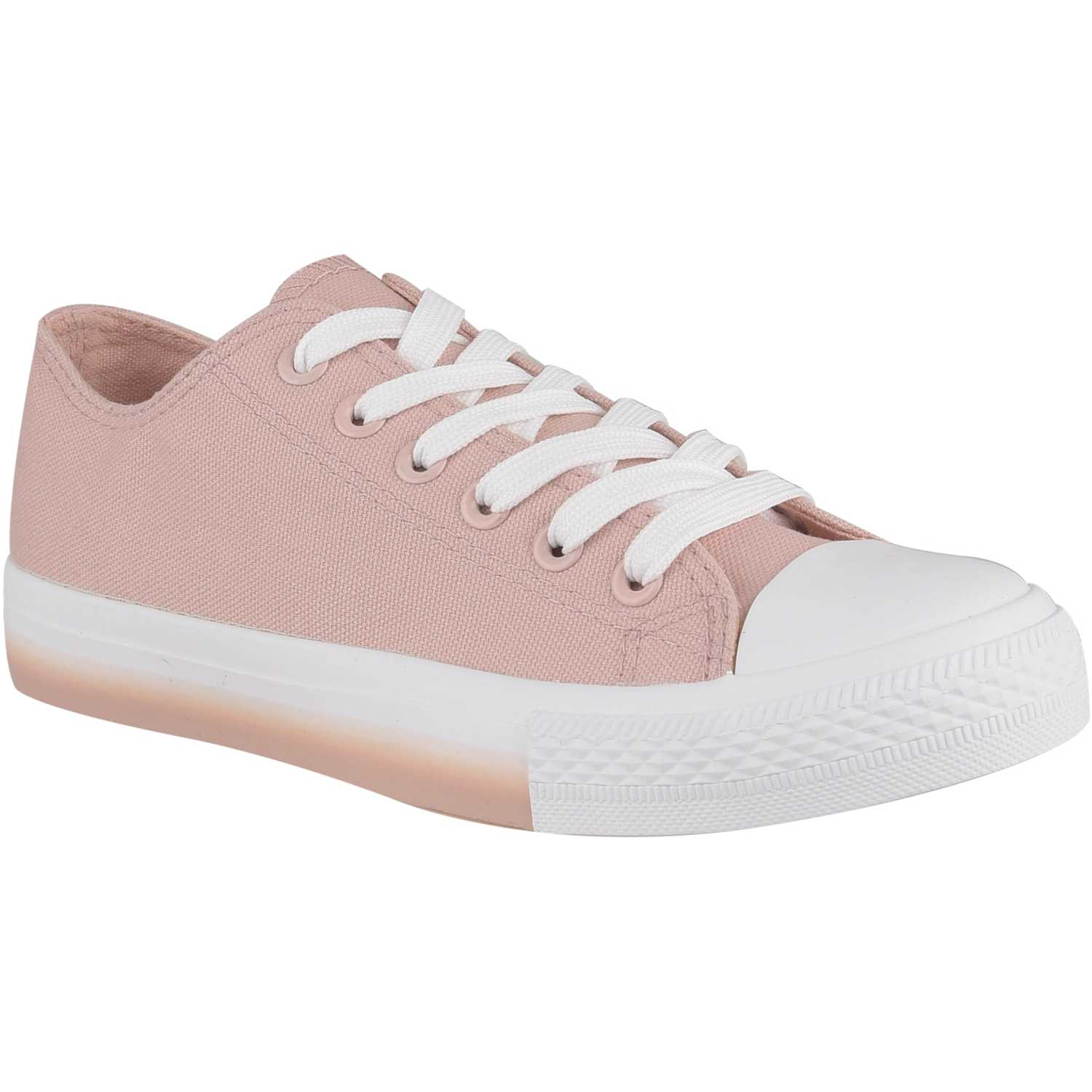 Platanitos zc 8081 Rosado Zapatillas Fashion