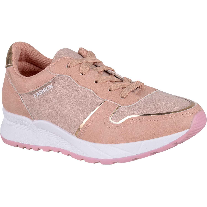 Zapatillas de Mujer Platanitos Rosado z n01