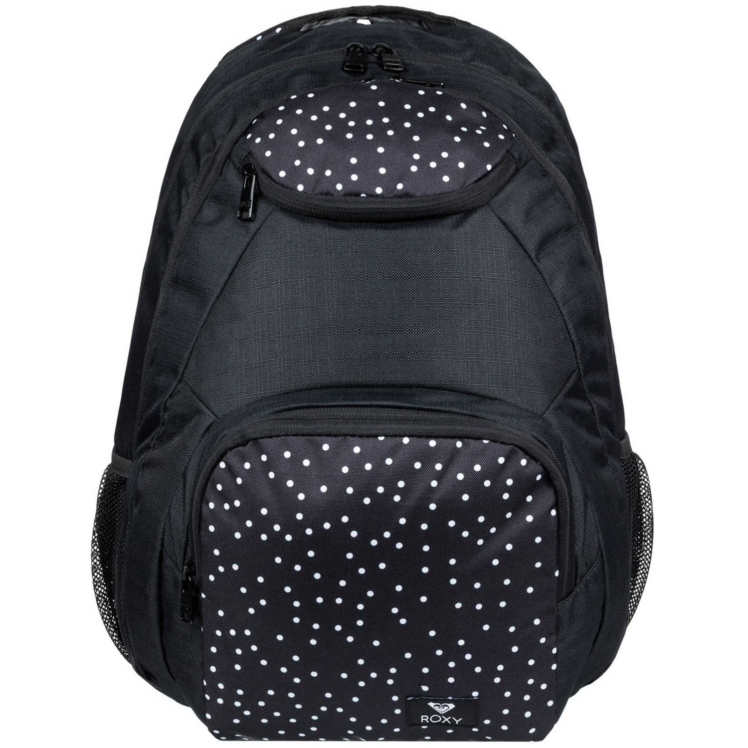 Roxy shadow swell 24l Negro / blanco Mochilas Multipropósitos