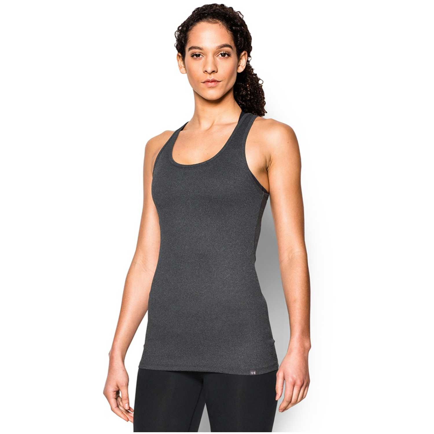 Under Armour Tech Victory Tank Plomo Tank Tops